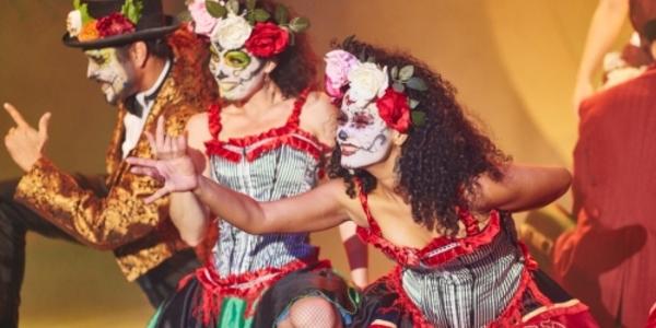 Espectáculos Halloween - La Muerte Viva (distributiva)