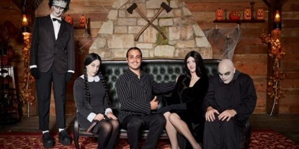 Espectáculos Halloween - La Posada de la Familia Halloween (distributiva)