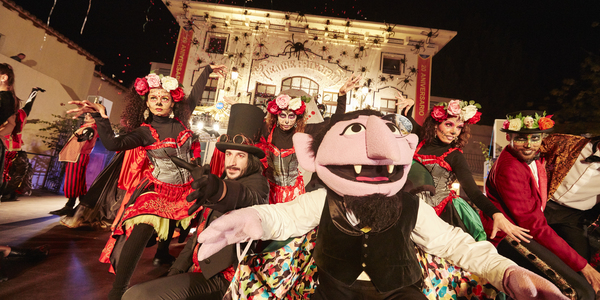 Halloween Parade PortAventura