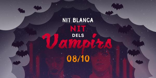 Noche Blanca - Noche de los Vampiros - Promociones (ca)