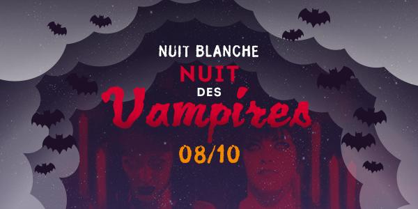 Noche Blanca - Noche de los Vampiros - Promociones (fr)