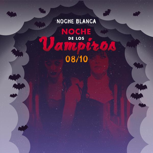 Noche Blanca - Noche de los Vampiros - Otras promociones (es)