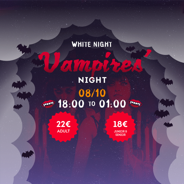 Noche Blanca - Noche de los Vampiros - Mosaico Home (en)