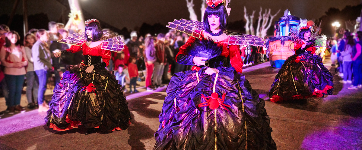 Espectáculos Halloween - Slider - Halloween Parade