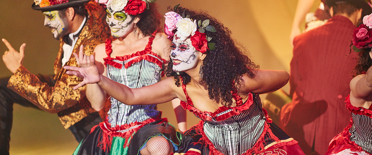 Espectáculos Halloween - Slider - La Muerte Viva
