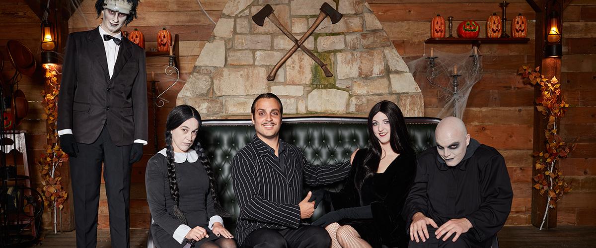 Espectáculos Halloween - Slider - La Posada de la Familia Halloween