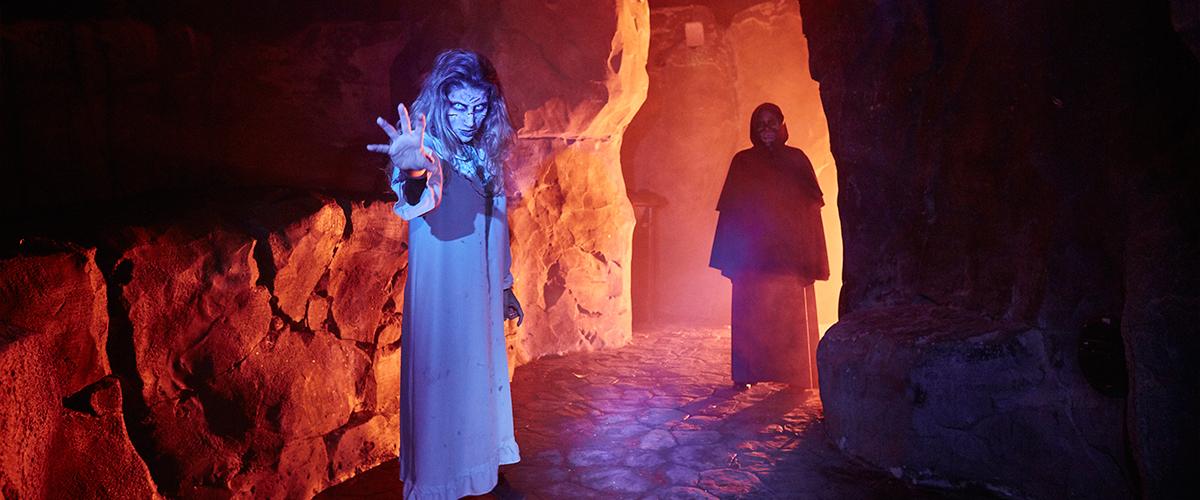 Espectáculos Halloween - Slider - La Selva del Miedo