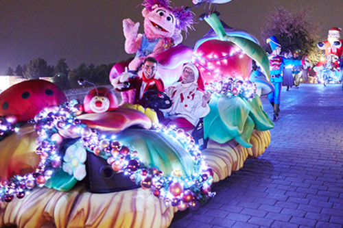 Espectáculos Navidad - Distributiva - Christmas Parade