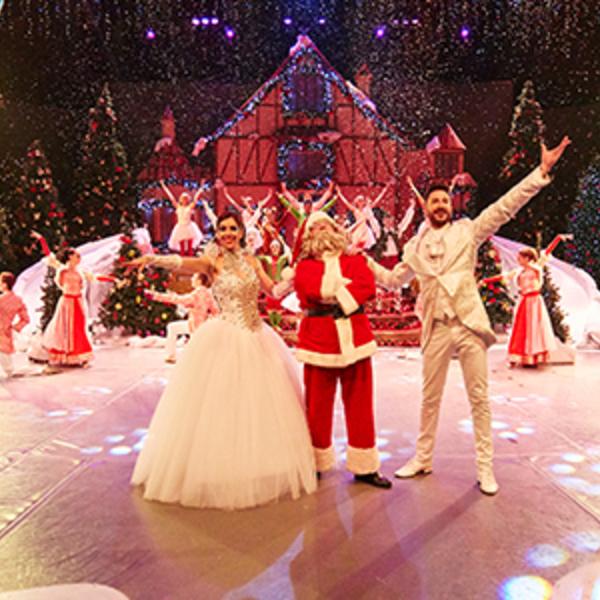 Espectáculos Navidad - Distributiva - Navidad con Amor