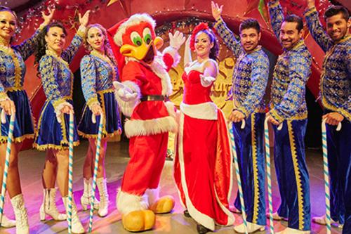 Espectáculos Navidad - Distributiva - Gran Fiesta de Navidad