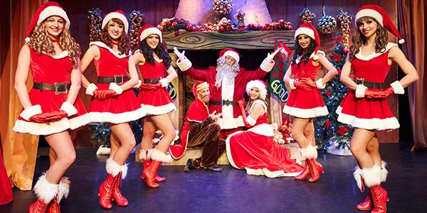 Espectáculos Navidad - Distributiva - Christmas Dream