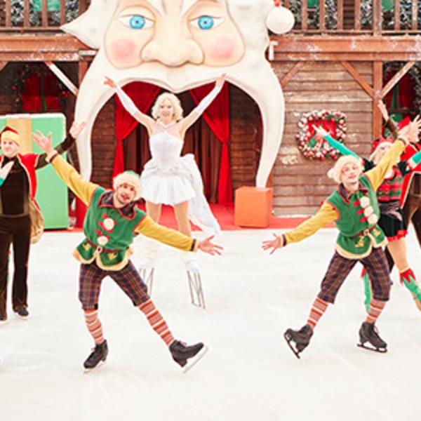 Espectáculos Navidad - Distributiva - Dreaming on Ice