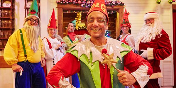 Espectáculos Navidad - Distributiva - La Posada de los Gnomos