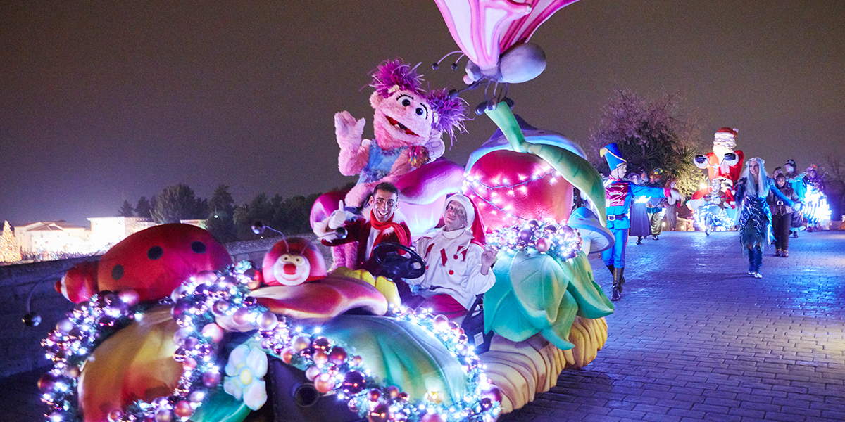 Espectaculos Navidad - Slider - Christmas Parade