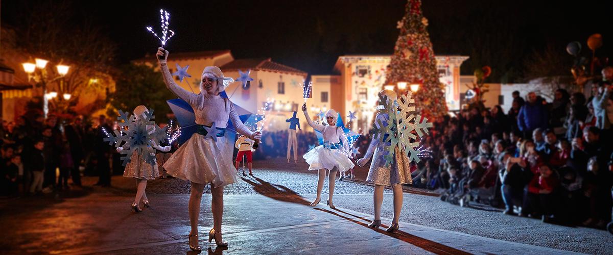 Espectáculos Navidad - Slider - Christmas Parade