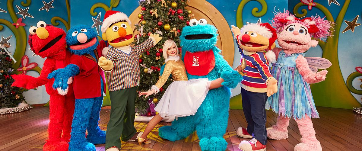Espectáculos Navidad - Slider - ¡Ya es Navidad en SésamoAventura!