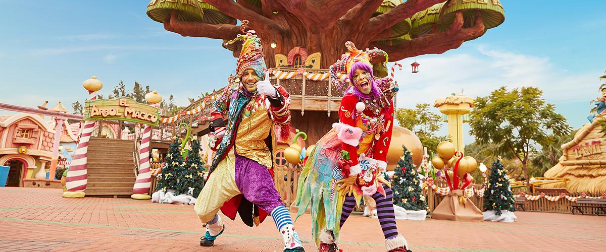 Espectáculos Navidad - Slider - Christmas Family Festival