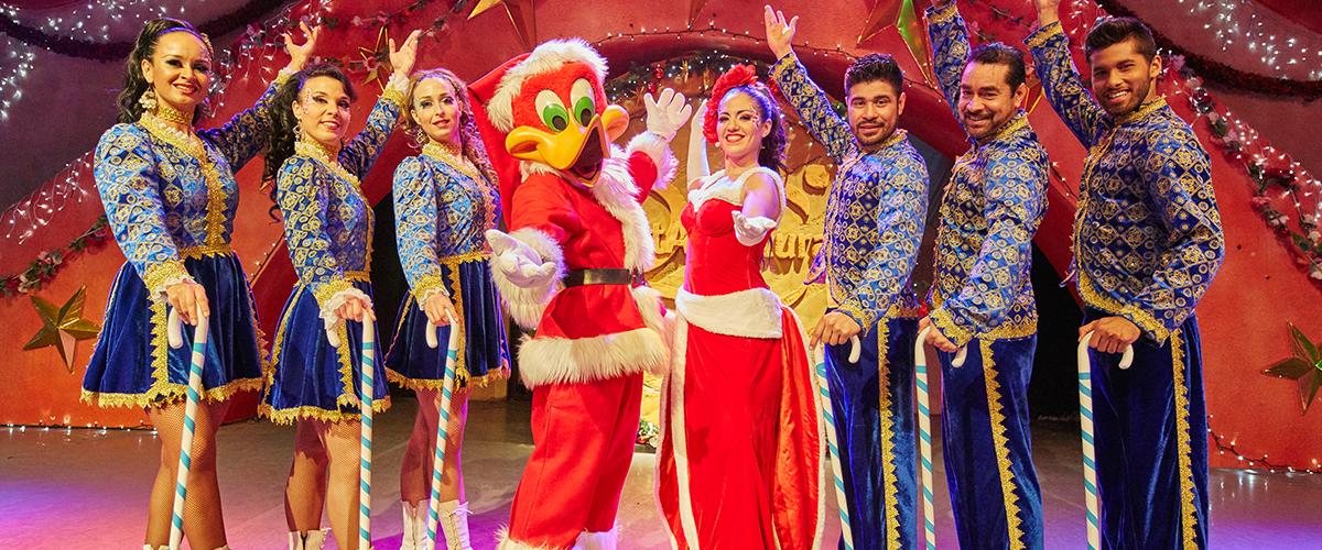 Espectáculos Navidad - Slider - Gran Fiesta de Navidad
