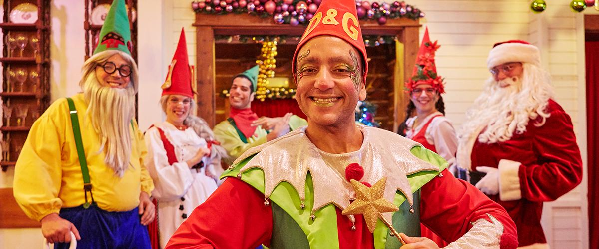 Espectáculos Navidad - Slider - La Posada de los Gnomos
