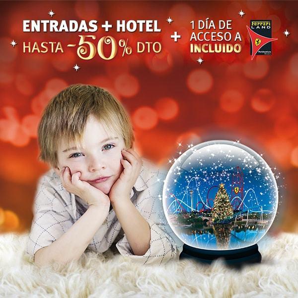 Promoción - Otras promociones - Promo Navidad 50%