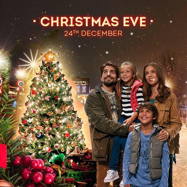 Promoción - Otras promociones - Promo Navidad Nochebuena (EN)