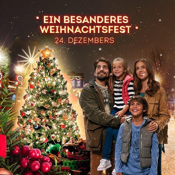 Promoción - Otras promociones - Promo Navidad Nochebuena (DE)