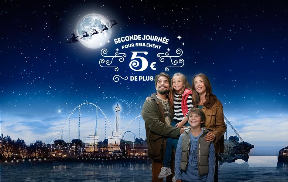 Home - Mosaico - Promo Navidad 2 días 5€ (FR)