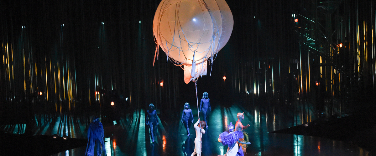 Cirque du soleil portaventura world for Espectaculo circo de soleil