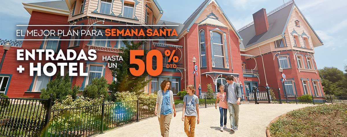 Home - Mosaico - Promo Semana Santa 50% dto. (ES)