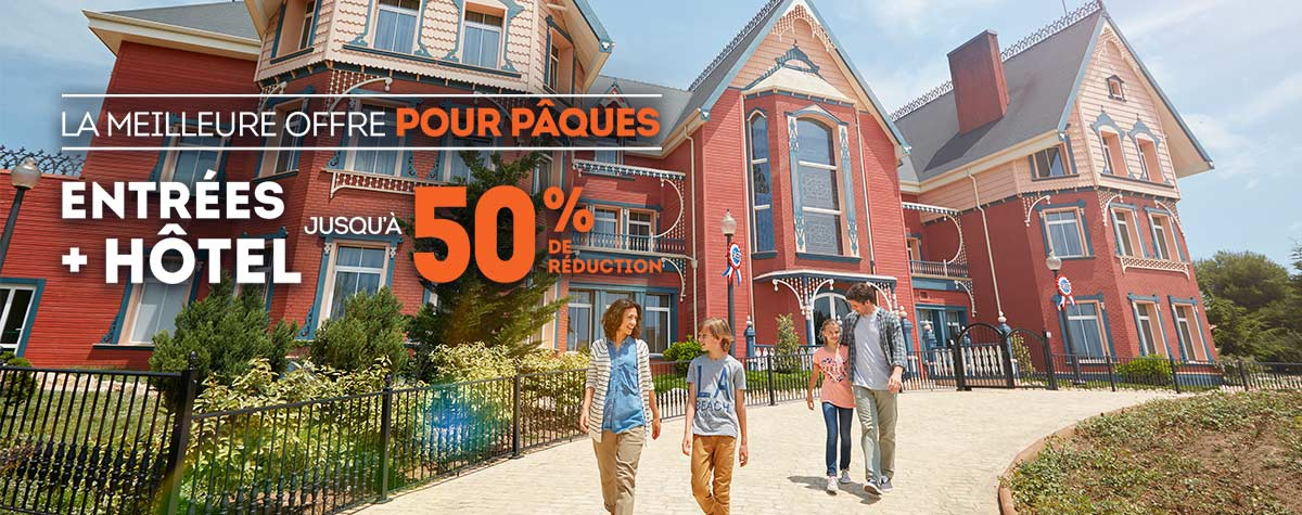 Home - Mosaico - Promo Semana Santa 50% dto. (FR)