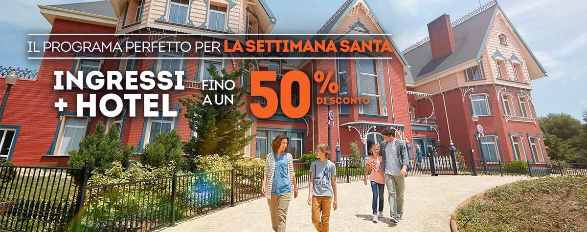 Home - Mosaico - Promo Semana Santa 50% dto. (IT)