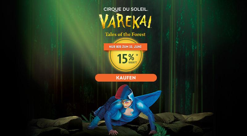 Home - Mosaico - Varekai (DE)