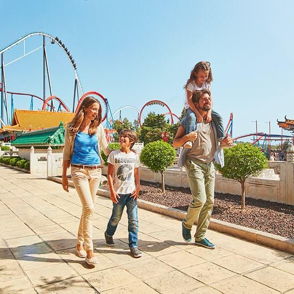 Home - Mosaico - PortAventura Park 2017