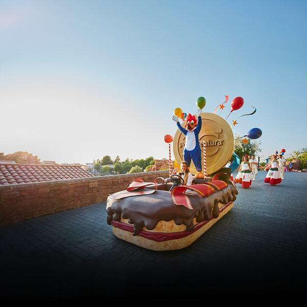 Home - Mosaico - Espectáculos PortAventura World 2017