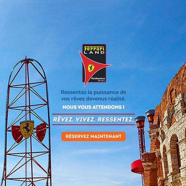 Home - Mosaico - Venta Entradas Ferrari Land (FR)