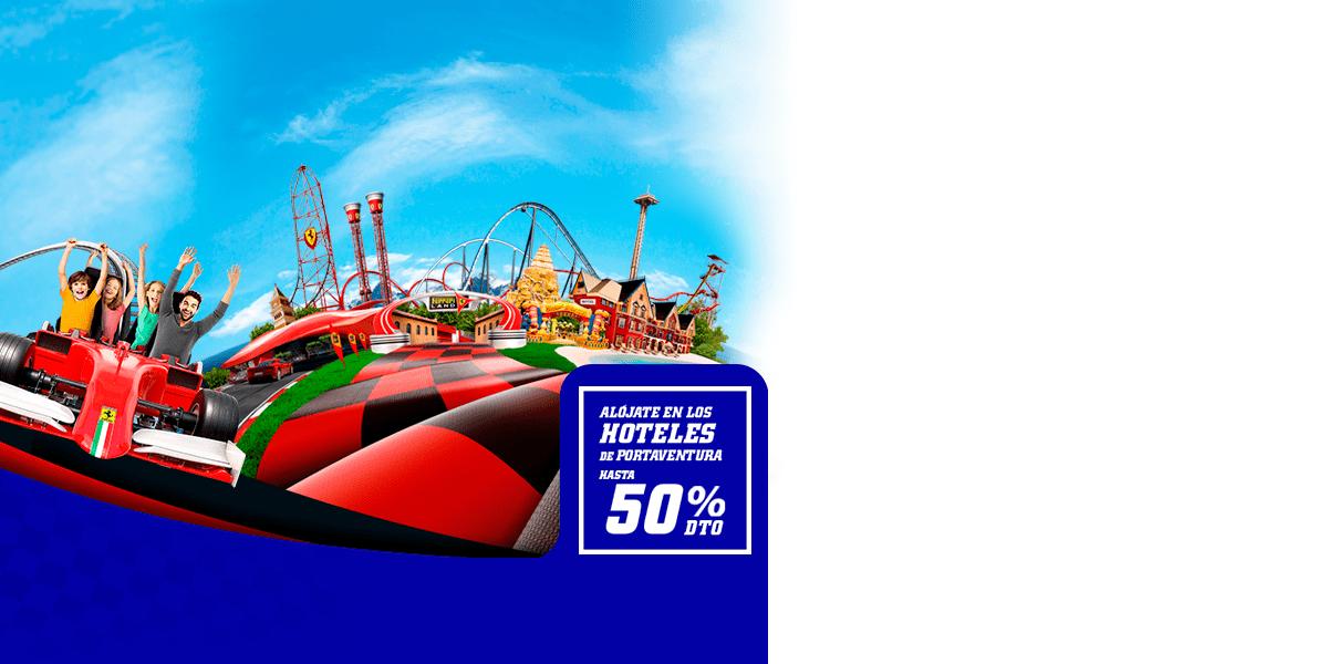 Promoción - Slider - Promo Hoteles 50% Tickets FL (ES)