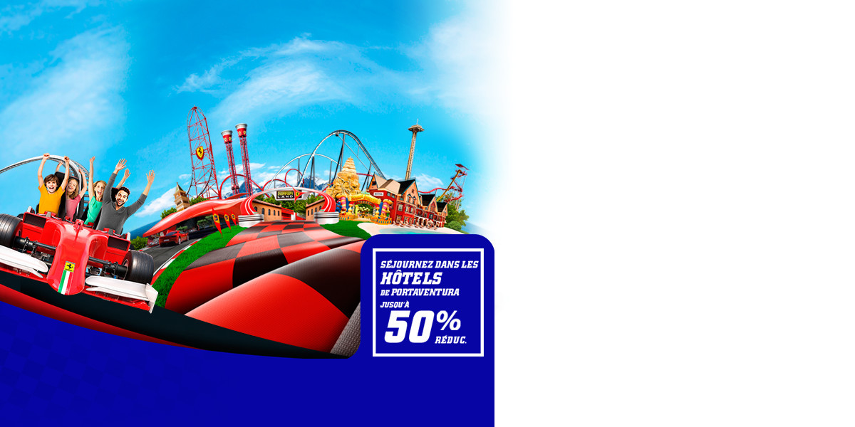 Promoción - Slider - Promo Hoteles 50% Tickets FL (FR)