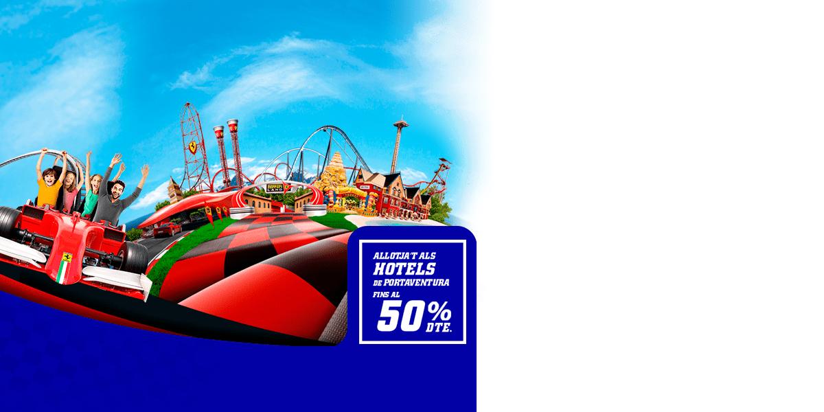 Promoción - Slider - Promo Hoteles 50% Tickets FL (CA)