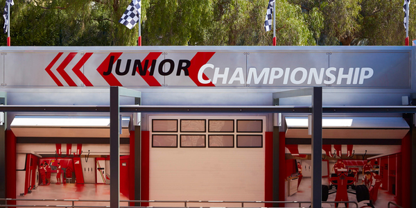 FL distributiva atracciones Junior Championship