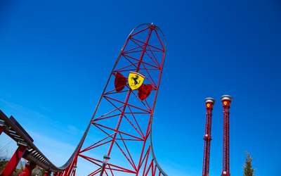 FL atracciones Red Force