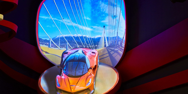 FERRARI LAND EXPERIENCE DISTRIBUTIVA FLYINGDREAMS