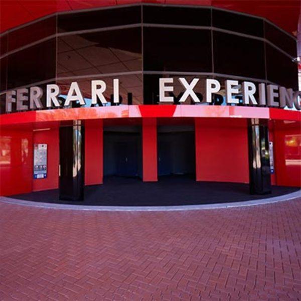 Ferrari Experience Ferrari Land