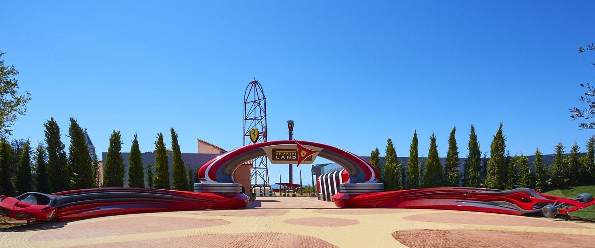 FERRARI LAND PANORAMICA 5