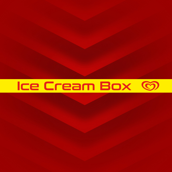 FERRARI LAND DISTRIBUTIVA RESTAURANTES ICE CREAM BOX