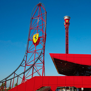 Tickets Ferrari Land