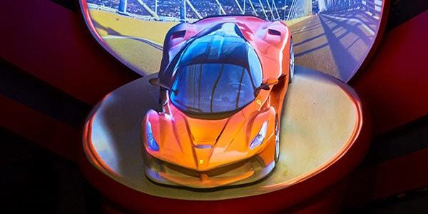 Ferrari Land Flying Dreams