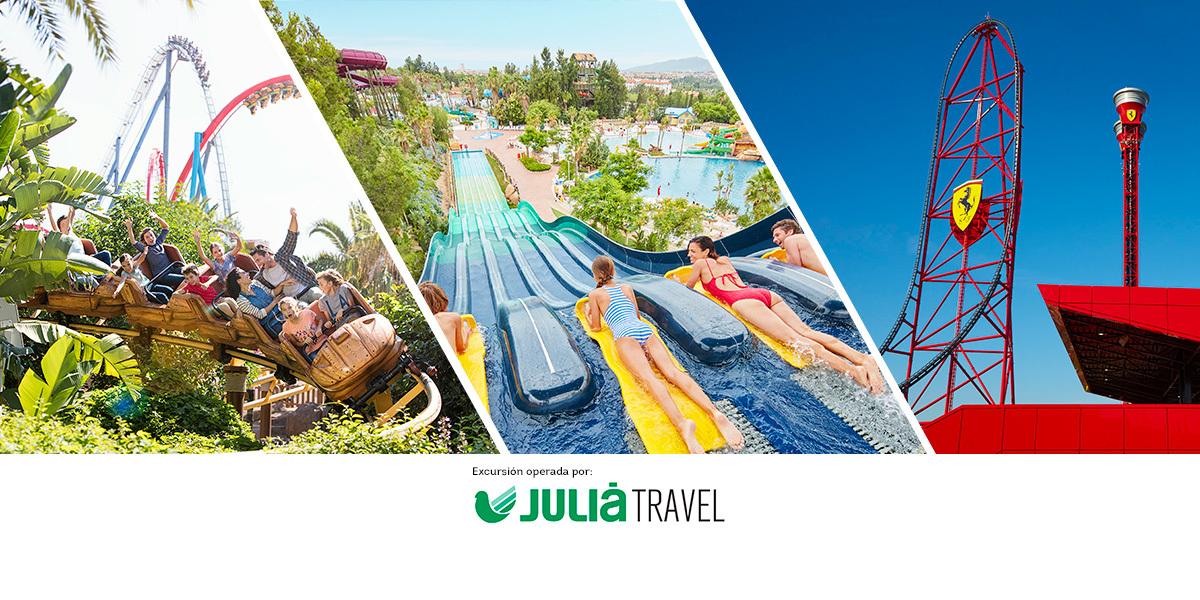 Promociones - Promo Julià Travel Excursión Barcelona - Slider Landing