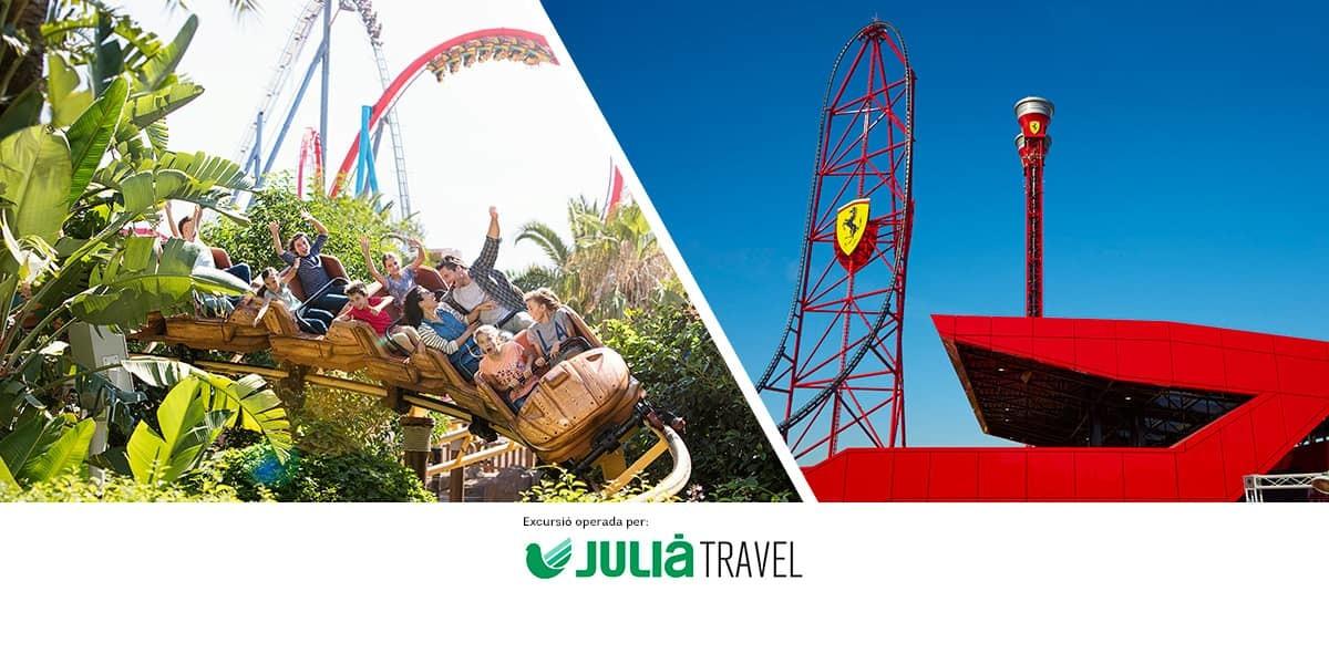 Promociones - Promo Julià Travel Excursión Barcelona - Slider Landing (CA)