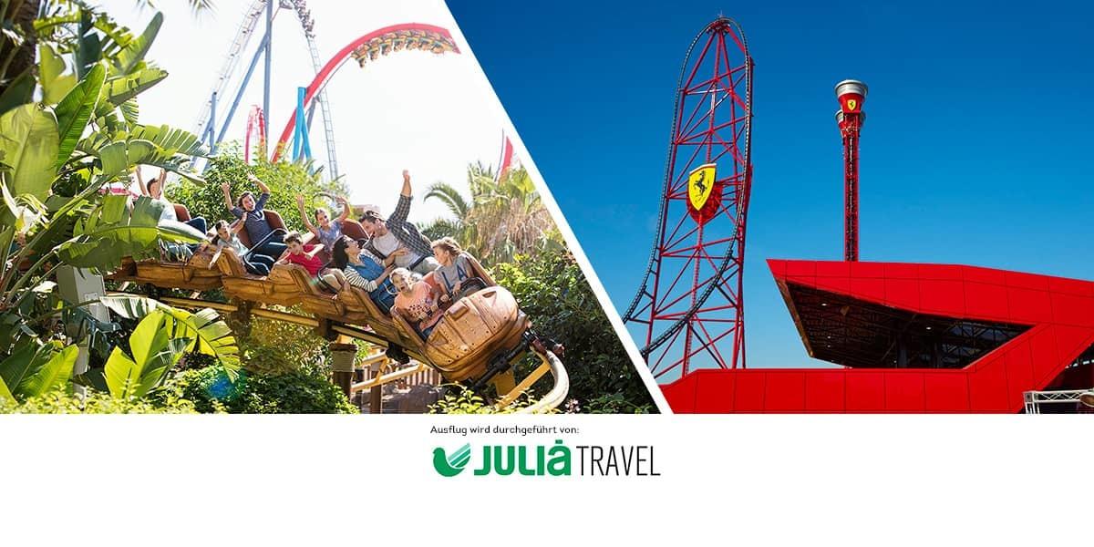 Promociones - Promo Julià Travel Excursión Barcelona - Slider Landing (DE)