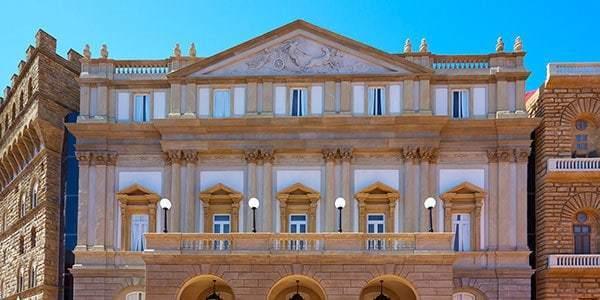 Teatro Scala De Milan Ferrari Land